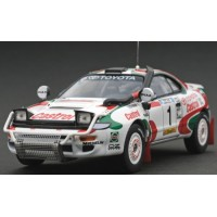 TOYOTA Celica Turbo 4WD Rally Safari'93 #1, winner J.Kankunen / J.Piironen