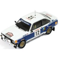 FORD Escort Mk2 RS 1800 Rally TdCorse'77 #12, R.Brookes / M.Holmes