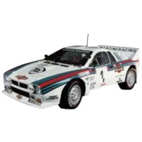 LANCIA 037 Rally Evo Rally Monza'84 #1, winner A.Bettega / M.Perissinot