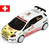 FIAT Abarth Grande Punto S2000 Rally MonteCarlo'09 #15, O.Burri / F.Gordon