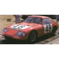 AUSTIN Healey Sprite LeMans'66 #48, (ab) J.Rhodes / C.Baker