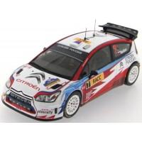 CITROËN C4 WRC Rally Catalunya'09 #7, E.Novikov / S.Prevot