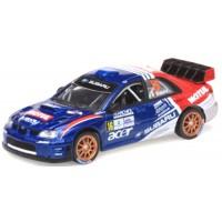 SUBARU Impreza WRC07 Rally Monza'10 #16, 3rd F.Babini / G.Bernacchini