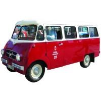 NYSA 59, 1960, rouge/blanc