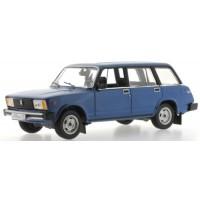 LADA Vaz 2104, 1985, bleu