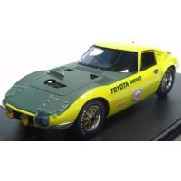 TOYOTA 2000 GT Speed Trial, '6