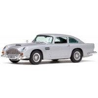 ASTON MARTIN DB5, 1964, silver birch