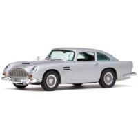 ASTON MARTIN DB5, 1964, silver birch