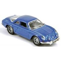 ALPINE A110, 1973, met.blue
