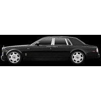ROLLS ROYCE Phantom Sedan, 2009, diamond black