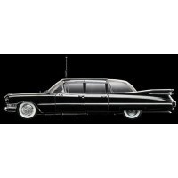 CADILLAC Series 75 Limousine Bubble Top