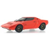 LANCIA Stratos Prototype, 1971, red