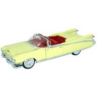 CADILLAC Eldorado Convertible, 1959, yellow