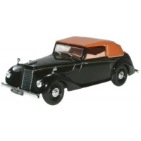 ARMSTRONG Siddeley Hurricane closed, black