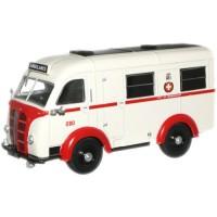 AUSTIN K8 Welfarer Ambulance Birmingham