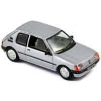 PEUGEOT 205 XL, 1985, silver