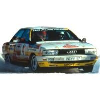 AUDI 200 Quattro Rally MC87 #4