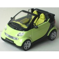 SMART Fortwo Cabrio'01, lime