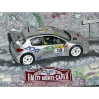 PEUGEOT 206 WRC MonteCarlo, 2000, Panizzi / Panizzi