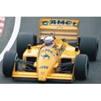 LOTUS 99TB GP Japon'87 #11, S.Nakajima