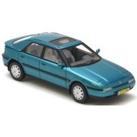 MAZDA 323F Mk1, 1992, met.blue