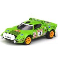 LANCIA Stratos HF Rally Spanish Championship'79 #4, winner J.DeBagration / N.Liopis