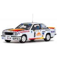 OPEL Ascona 400 Rally SanRemo'81 #6, 3rd A.Fassina / R.Dalpozzo