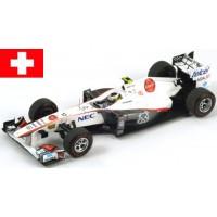 SAUBER C30 GP Canada11 #17, P.DeLaRosa