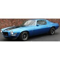 CHEVROLET Camaro Z28, 1971, blue