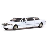 LINCOLN Limousine, 2000, blanc