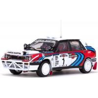 LANCIA Delta HF Integrale 16V Rally Kenya'91 #1, 3rd J.Recalde / M.Christie