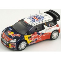 CITROËN DS3 WRC #1, 2011, WRC Champion S.Loeb / D.Elena