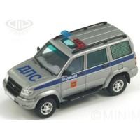 UAZ Patriot Police