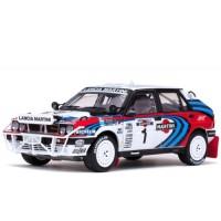 LANCIA Delta HF Integrale Rally TdCorse'89 #5, B.Saby / D.Grataloup