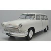 VOLGA GAZ M22V, 1967, blanc