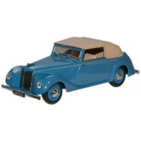 ARMSTRONG Siddeley Hurricane closed, bluebird blue (M.Campbell)