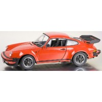 PORSCHE 911 3.3 Turbo, rouge