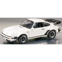 PORSCHE 911 3.3 Turbo, blanc