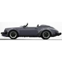 PORSCHE 911 Carrera 3.2 Speedster, 1989, black