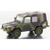 VW Iltis 0,5t gl light closed, camouflage