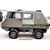 STEYR-PUCH Haflinger closed