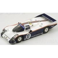 PORSCHE 962 C LeMans'87 #17, winner D.Bell / A.Holbert / H.Stuck