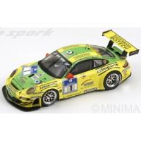 PORSCHE 911 GT3 RSR 24h Nürburgring'09 #1, winner T.Bernhard / M.Lieb / R.Dumas / M.Tiemann