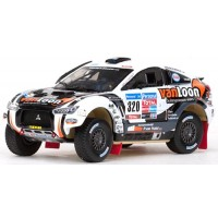 MITSUBISHI Racing Lancer Rally Dakar'11 #320, E.VanLoon / H.Scholtalbers