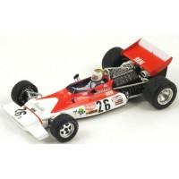 BRM P153 GP B'72 #26, Schuppan