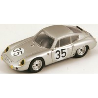 PORSCHE 356B Abarth 1600 GTL LeMans'60 #35, H.Linge / HJ.Walter