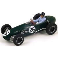 LOTUS 12 GP Monaco'58 #26, G.Hill