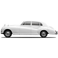 ROLLS ROYCE Silver Cloud 3, 1963, white