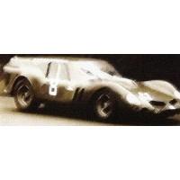 FERRARI 250GT Breadvan BrandsHatch'62 #8, class winner