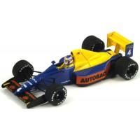 TYRRELL 018 GP J'89 #4, Alesi
